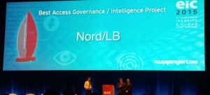 Beta Systems solutions got Access Governance Award